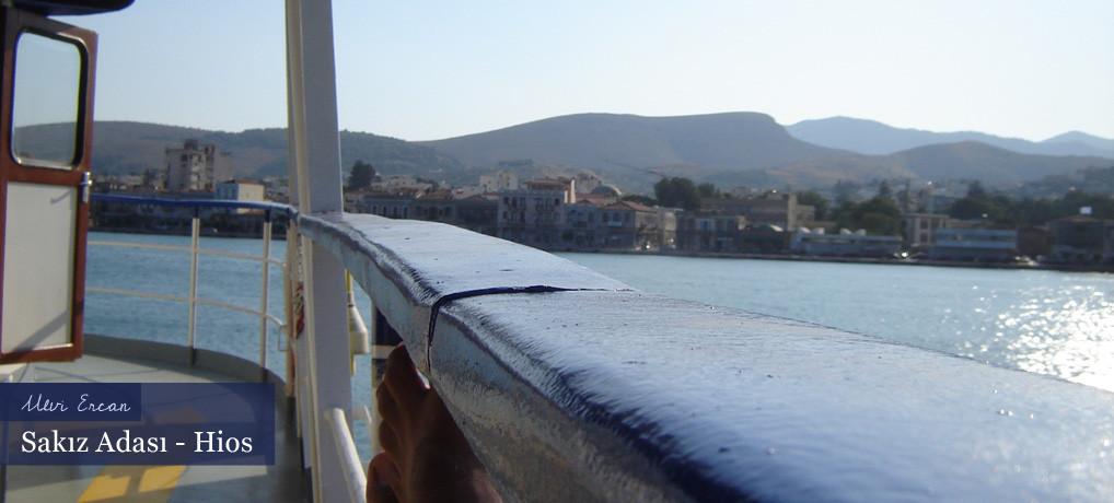 Sakız Adası – Chios (Χίος)
